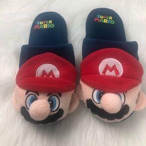 Super Mario Kids Slippers